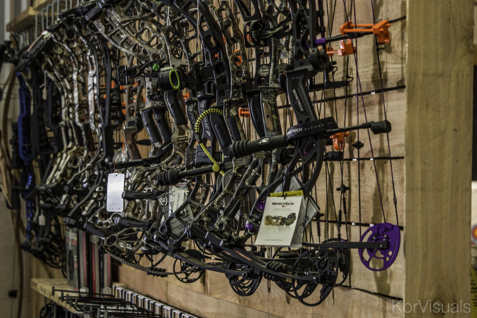 Range Fee with Bow Rental
